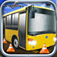 3D Bus Parking Simulator - Real Airport Sim Monster Car Driving Test Run Free Racing Games